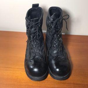 Corcoran Matterhorn Vibram Combat Boots 9.5 R